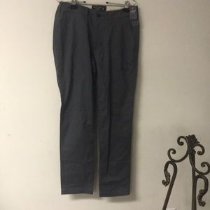Abercrombie & Finch pants size 28/30 Gray NWT